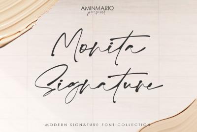Monita Signature
