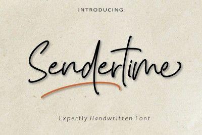 Sendertime